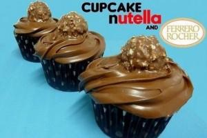 cupacke au Nutella