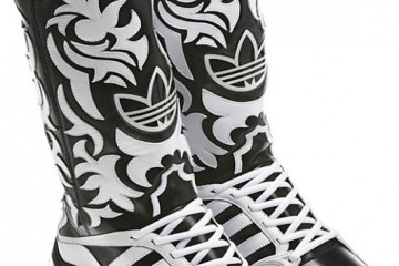 Jeremy Scott feat Adidas