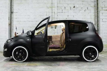 La Twingo de Renault relookée par des designers