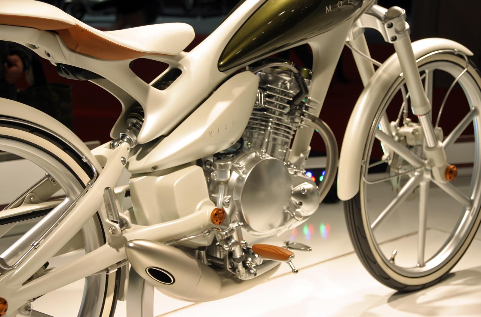 le Y125 Moegi de Yamaha