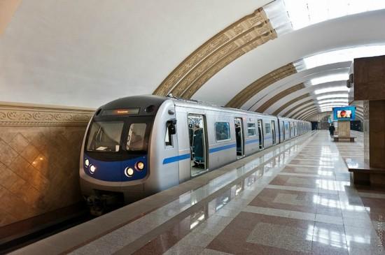 Métro au Kazakhstan