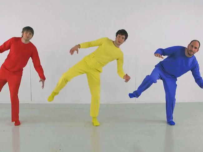 OK GO récidive pour Sesame Street