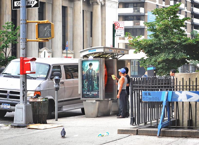 phoneboothlibrary02 Téléphoner et lire à New York