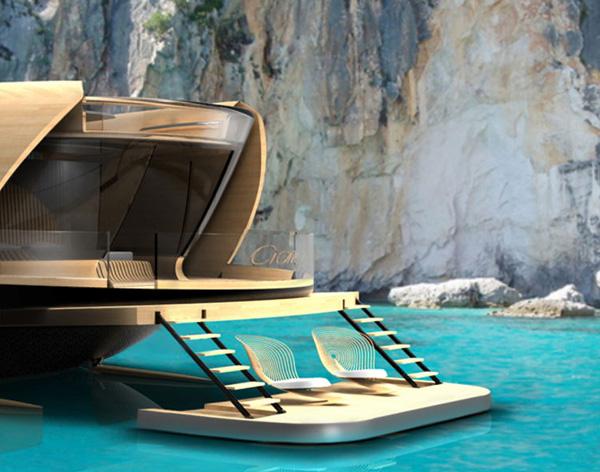 Cronos Yacht Concept