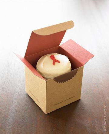 Le premier distributeur automatique de cupcakes