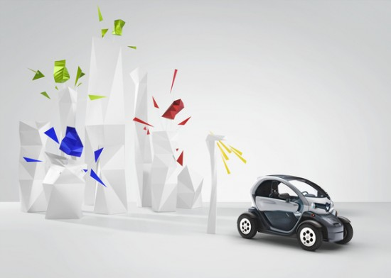 renault twizy voiture ou scooter spanky few culture innovation. Black Bedroom Furniture Sets. Home Design Ideas