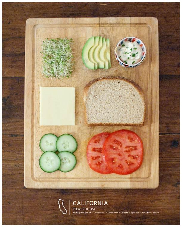 Stately Sanwiches