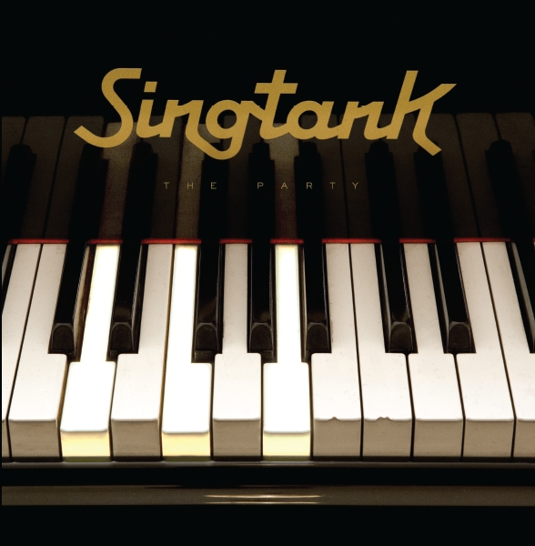 SingTank  - The Party Cover