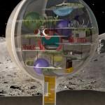 Un studio d'architecture imagine la première maison sur la lune