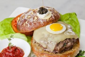 Le burger le plus cher du monde