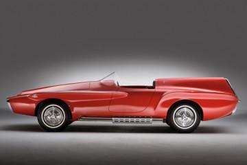 Plymouth XNR Concept de 1960