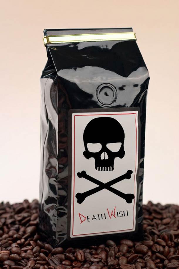The Death Wish Cofee Company