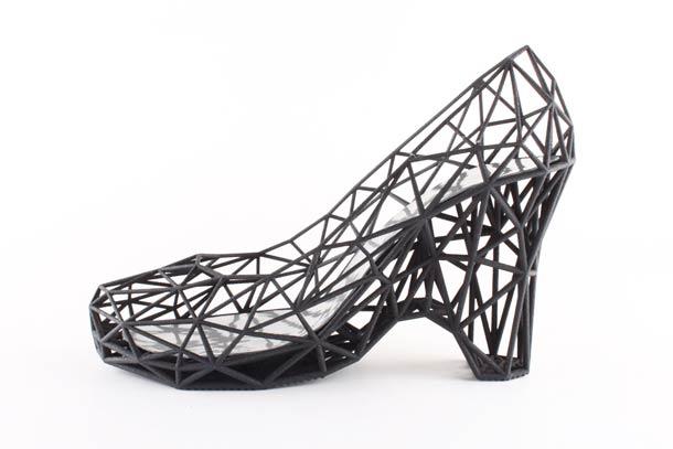 Strvct Fashion Shoes 3D Printed 1 Des chaussures réalisées grâce à une imprimante 3D