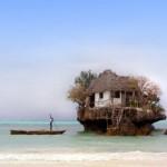 Le restaurant le plus cool du monde est à Zanzibar