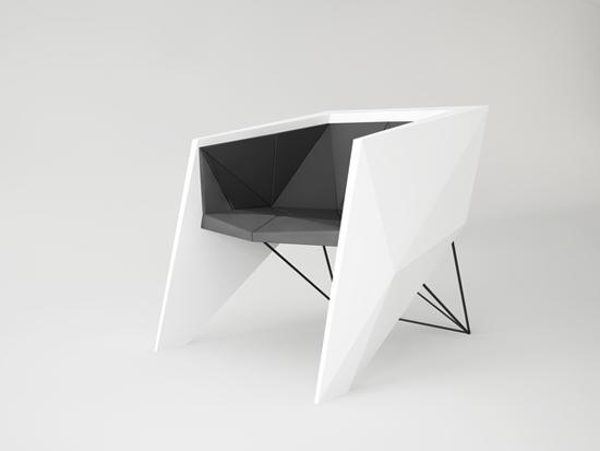 F-117 Stealth Chair