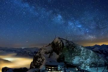 Les montagnes suisses par Alessandro Della Bella