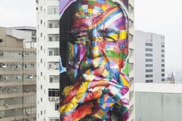 Eduardo Kobra Mural