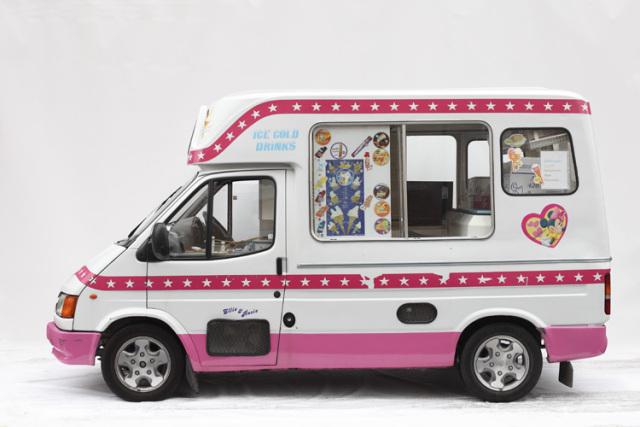 les camions de glaces de luke stephenson spanky few culture innovation. Black Bedroom Furniture Sets. Home Design Ideas