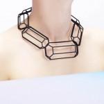Des bijoux créés avec une imprimante 3D