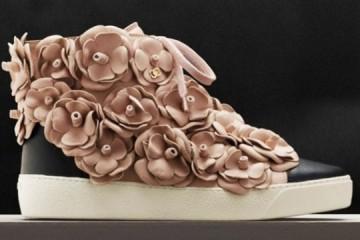 Sneakers Camélia de Chanel