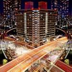 Shinichi Higashi : les routes de Tokyo en photo