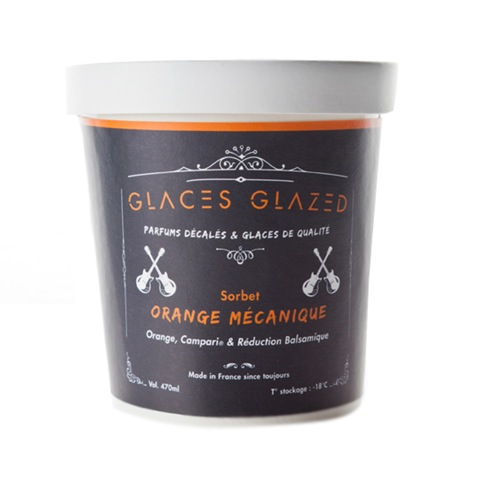 Glaces Glazed Truck