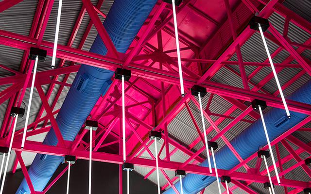 Childrens Library Cultural Center Conarte Monterrey Anagrama 3 Architecture : la bibliothèque de Monterrey au Mexique