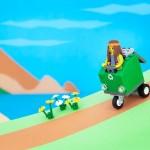 Jeff Freisen représente les Etats-Unis en LEGO