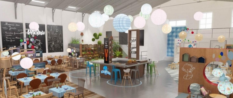 nestl ouvre un restaurant ph m re pour enfants spanky few culture innovation. Black Bedroom Furniture Sets. Home Design Ideas