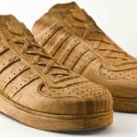Wooldwalk : des sneakers et du bois