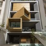 Sharifi-Ha house : la maison aux chambres qui tournent