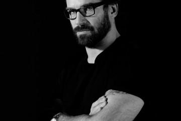 David Frossard portrait