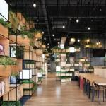 Bienvenue au Modular Café à Beijing