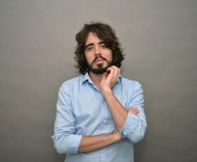 Eric Metzger par Catherine Hélie pour Gallimard