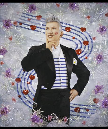 Jean-Paul Gaultier par Pierre et Gilles