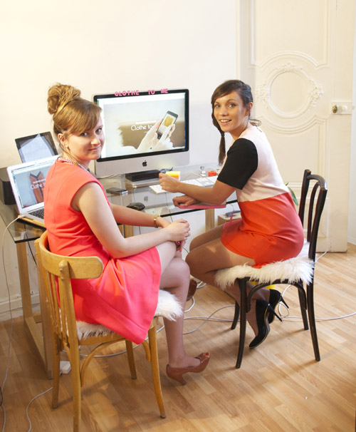 Clothe To Me - innovations mode - spanky few