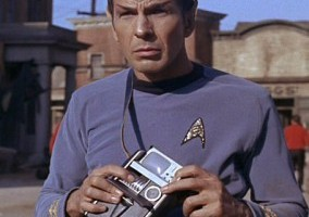 Le Tricorder original
