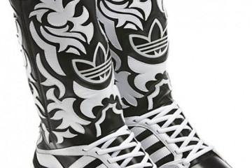 Jeremy Scott feat Adidas
