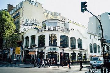 La Brasserie Barbès, symbole de la gentrification naissante dans un quartier historique.